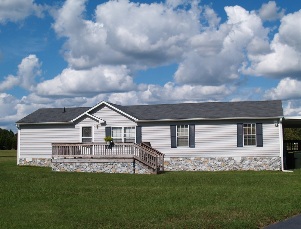 manufactured home financing